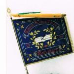 002_Verein - 1922 Erste Fahne (Einweihung 1922)