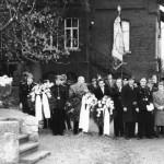 006_Verein - 1950iger Kranzniederlegung