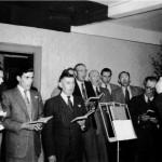 018_Verein - 1954 Vergnügen im Vereinsheim Saal Hennies