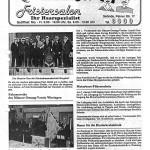 027a_Verein - 1992 Presseartikel Fahnenweihe