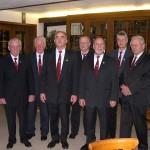 061_Verein - 2012 Gruppenbild MGV Erweiterter Vorstand (v. l. G. Czysz, M. Kaul, M. Scharfenberg, J. Schirdewahn, D. Lüders, R. Beer, G. Beer)